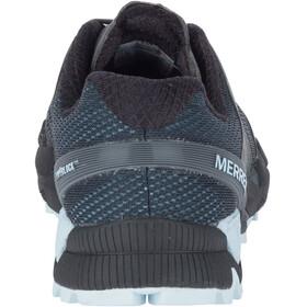 Merrell Agility Peak Flex 2 E-Mesh Hardloopschoenen Dames grijs/zwart